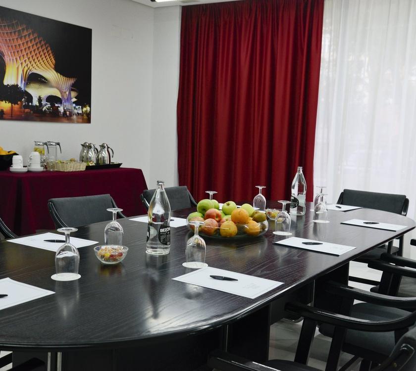 Конференц-залы Отель San Pablo Sevilla Отель San Pablo Sevilla