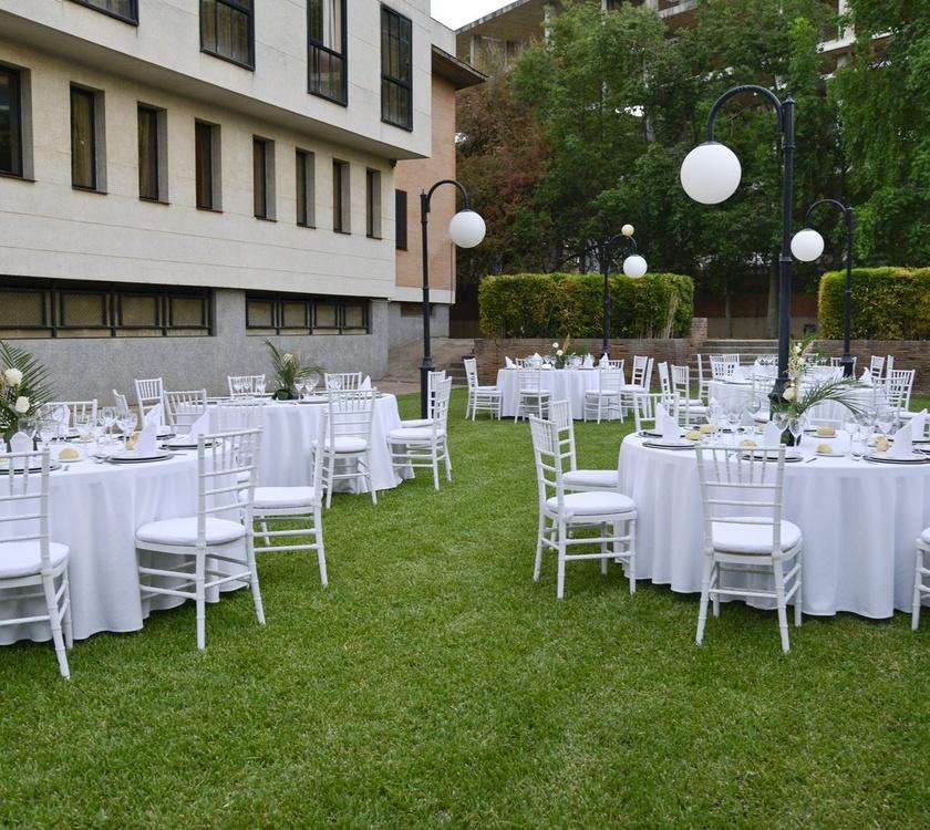 Внешний Отель San Pablo Sevilla Отель San Pablo Sevilla
